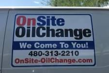 OnSite OilChange: We Come to Your Fleet