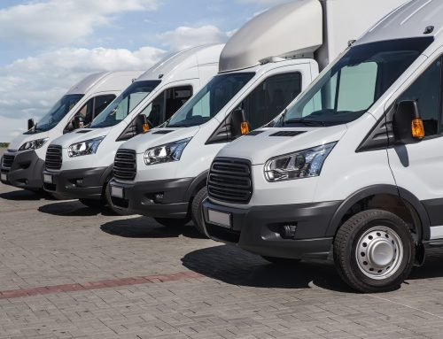 Fleet Services: Oil Changes ON SITE (At your location, not ours!)