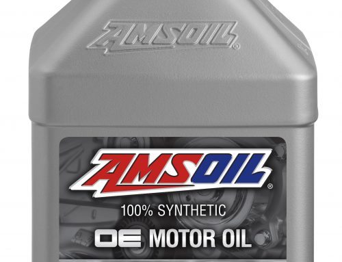 AMSOIL is now available from InSite OilChange!